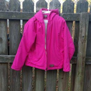 Ladies Schmidt utility jacket with hood